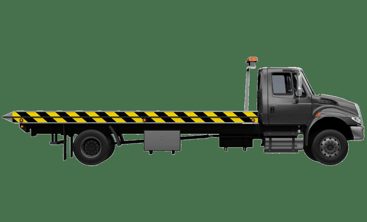 GA Tow Truck