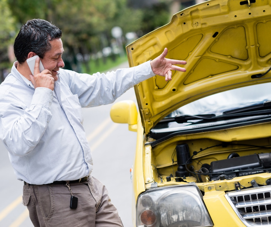 Contact Decatur Tow Services